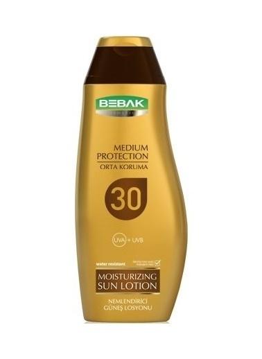 Bebak Bebak Sun Lotion SPF30 300ml Renksiz